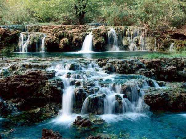 Living Waters - Gods Economy