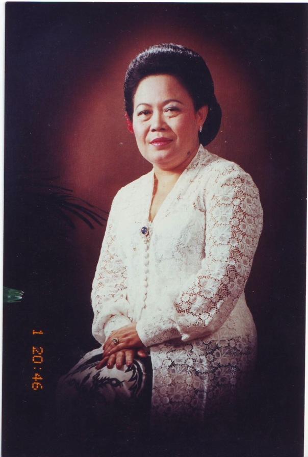 Bra. Lestari Purbaningrum, a.k.a. Bra. Maryam Budilestari, a.k.a. Bra. Maria Agnes Budiles