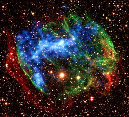 Cosmic Rainbow Pulse